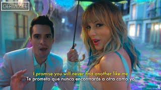 Download now Taylor Swift - ME Ft Brendon Urie Subtitulada en Espanol MP3