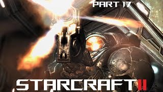 StarCraft II Wings of Liberty Gameplay 1080p60 - Part 17