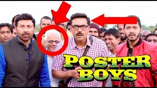 Poster Boys Official Trailer Breakdown| Things You Missed True Story| Sunny Deol | Bobby Deol