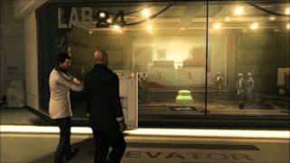 Deus Ex Human Revolution - Gameplay German [HD]
