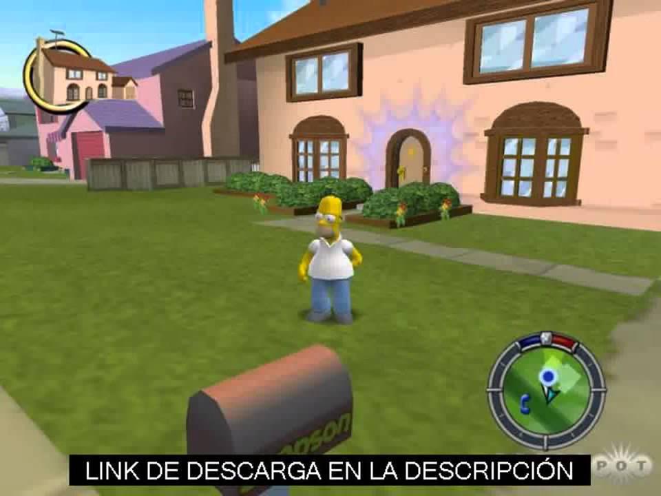 Los Simpson la pelicula full 1080p (Bluray) por mediafire