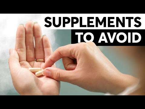 Why You Should Avoid These Popular Supplements | Consumer Reports