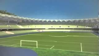 Así sera el nuevo estadio de Concepción