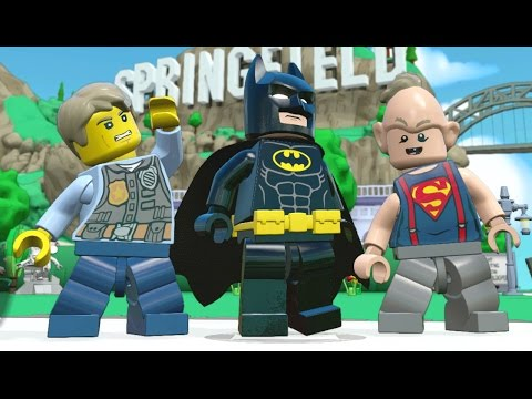 LEGO Dimensions - Character Interactions (Waves 1-8)