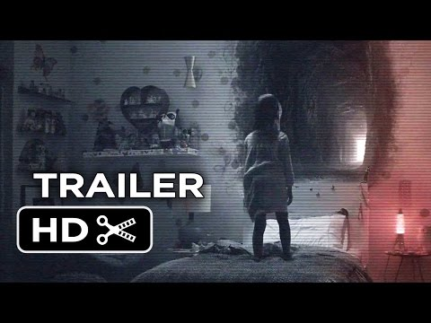 Paranormal Activity: The Ghost Dimension Official Trailer #1 (2015) - Horror Movie HD