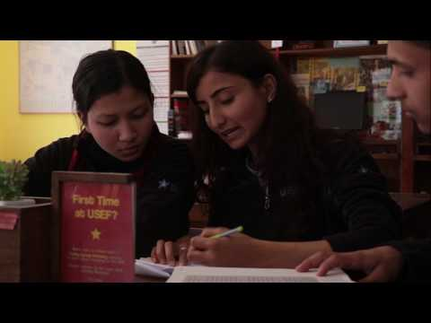 USEF-Nepal's Opportunity Funds 2018 Promo video by OF17 students