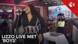 Lizzo met 'Boys' live bij Stenders Platenbonanza | NPO Radio 2 Gemist