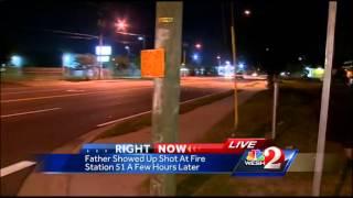 Deputies investigating shooting, robbery involving father, son