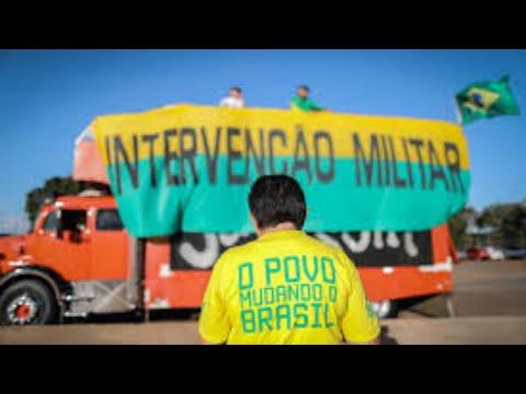 Possível greve dos caminhoneiros a favor de Bolsonaro