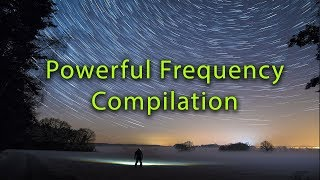 Powerful Frequency Compilation - Frequency Mix Healing Music - Perfect for Meditation & Reflection