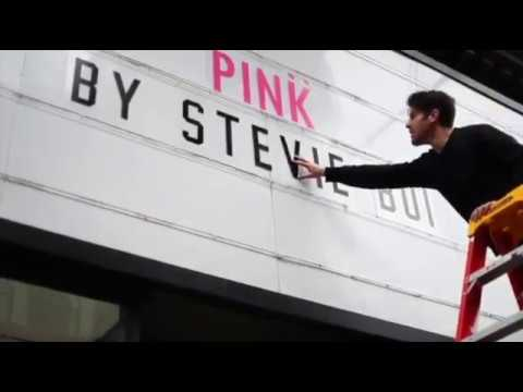 """Stevie Boi Presents """"Pink"""" F/W 18 Collection Powered By Splacer.co"""