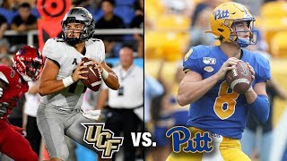 Central Florida vs. Pittsburgh: 2019 Game Preview
