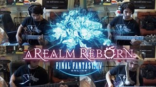 Repeat youtube video Final Fantasy 14 Rock : Boss Fight