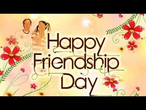Frienship Day 2020 | Happy Friendship Day Wishes ...