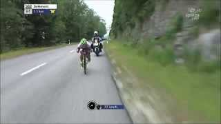 Fabulous descent Peter Sagan stage 6 Tour de Suisse