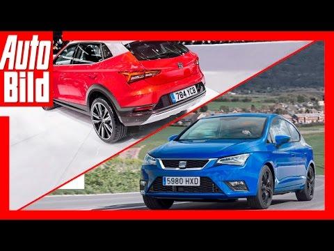 Insider: Seat Ibiza SUV (2017) - YouTube