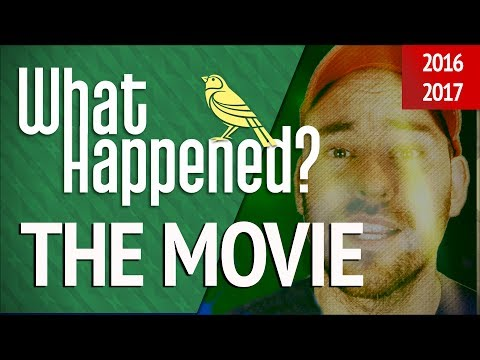 What Happened? The Movie - Norwich City Season Review 2016/17 - A Film by Jon Rogers (BigGrantHolt)