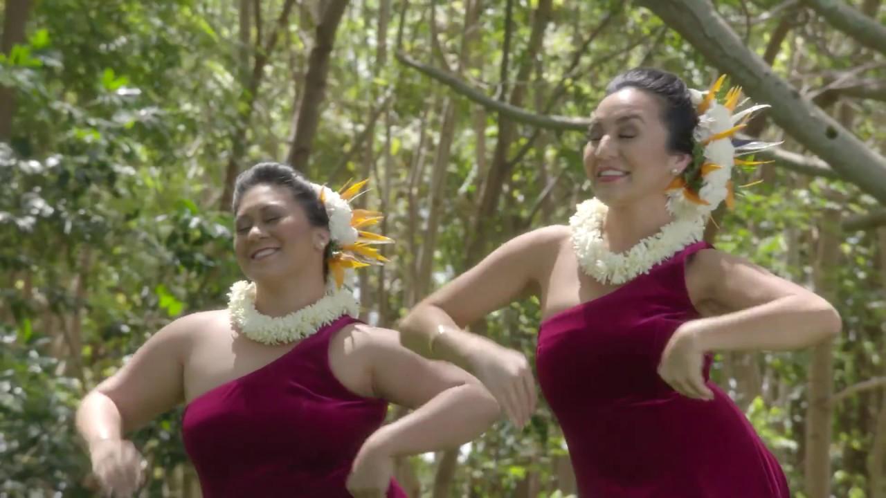 Kalani Pe'a - Hanalei I Ka Pilimoe - OFFICIAL MUSIC VIDEO