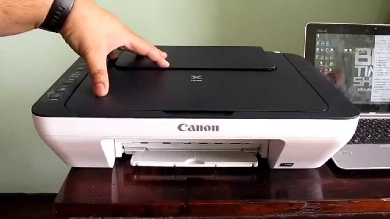 Canon PIXMA Ink Efficient E400 Review