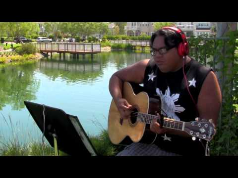 Perfect Two Acoustic Cover by Lewis Altura