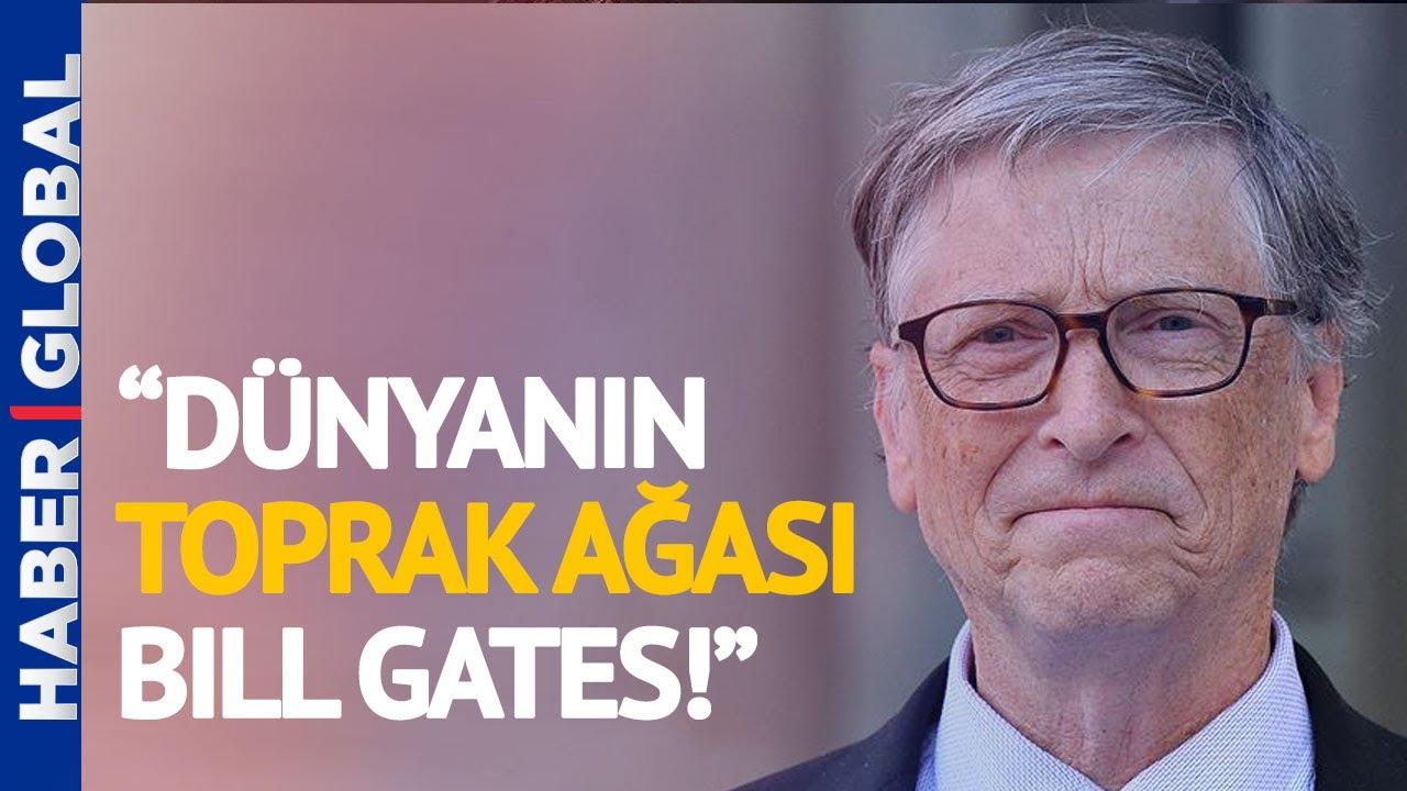 Download Bill Gates'in Bu Kadar Arazi Satın Almasındaki Asıl Amaç Ne? İsmail Tokalak Açıkladı