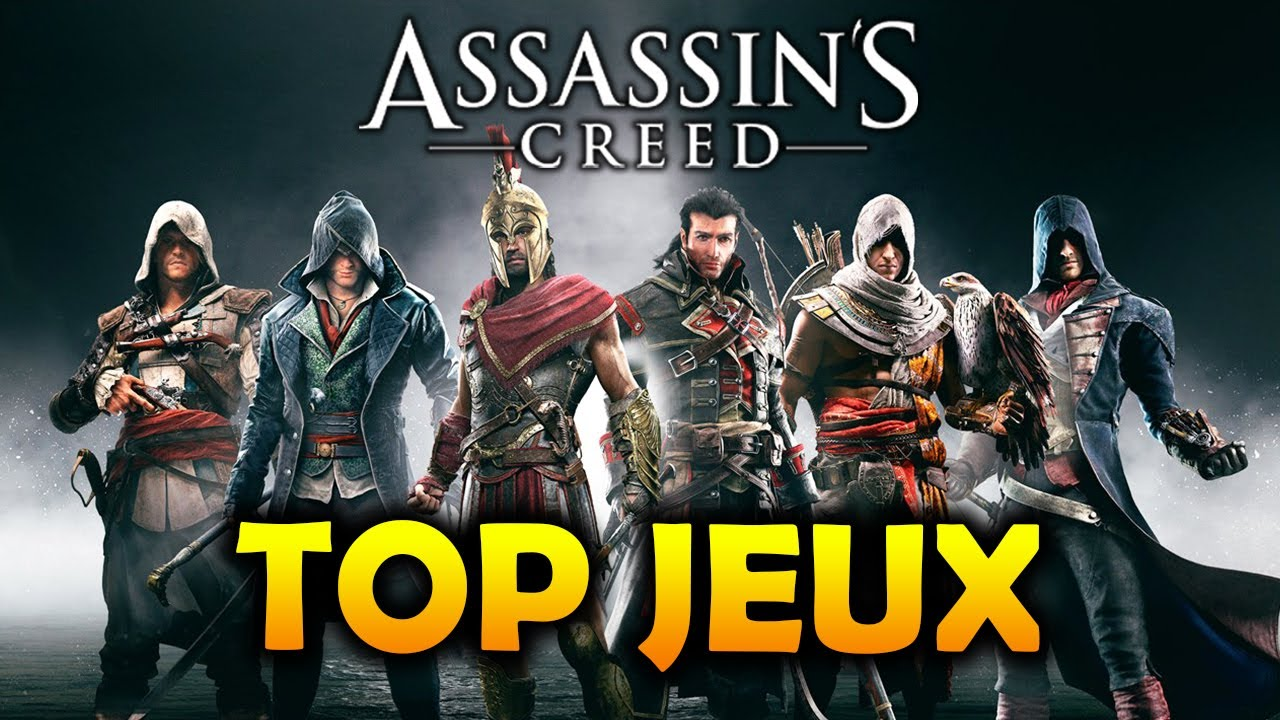 Download TOP - MEILLEURS JEUX ASSASSIN'S CREED