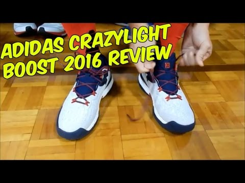 buy popular 23c21 62c21 Performance Review 3 - Adidas Crazylight Boost 2016! Its ALM
