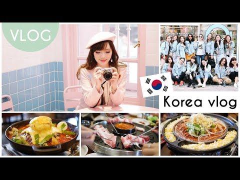 Korea Vlog : เที่ยวเกาหลี X13 Bloggers  วุ่นวายเวอรรรรร์ กินๆ ช้อปๆ สไตล์ชิคๆ | Kirari TV
