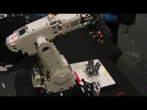 Mindstorms ev3 robot arm building instructions