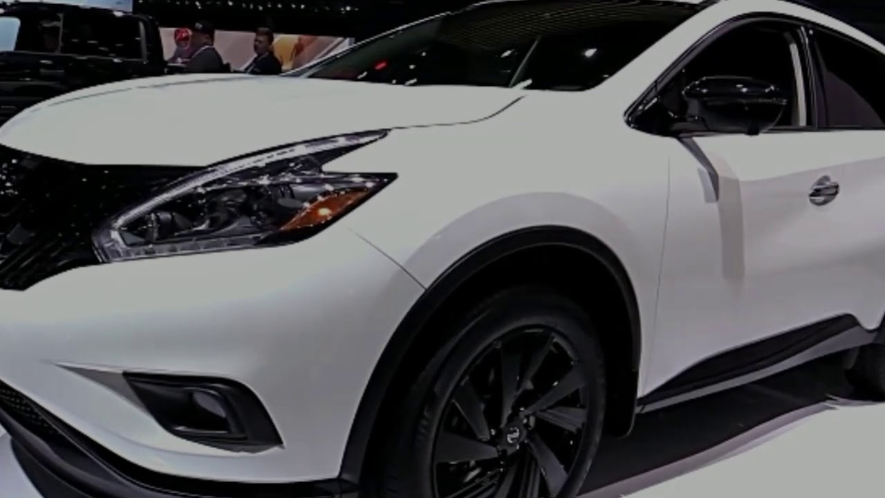 2019 Nissan Murano Amazing New Look Youtube