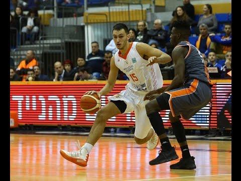 Nimrod Levi Highlights(FIBA Champions League 2016-2017)