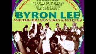 byron lee the dragonaires 007 shanty town