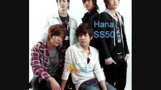 SS501 - Hana