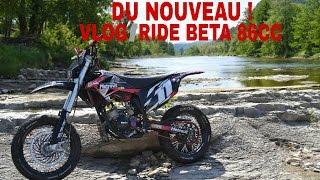 THE COME BACK ! Vlog/Ride en Beta 86cc