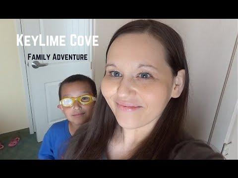 KeyLime Cove Family Adventure (Blessed Seven Vlog)
