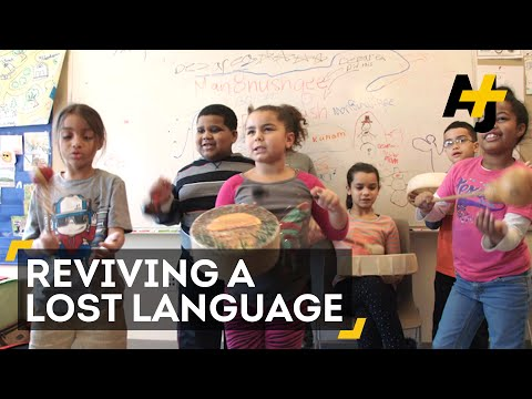 How To Revive A Native American Language