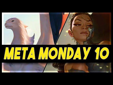 What's Meta In Runeterra? | Meta Monday 10 | LoR Game | Legends Of Runeterra Gameplay