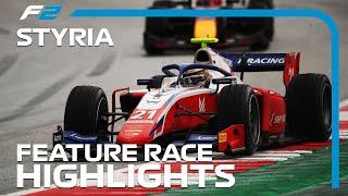 Baixar F2 Feature Race Highlights | 2020 Styrian Grand Prix