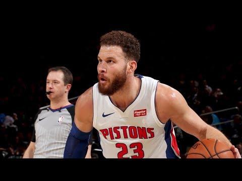 Detroit Pistons vs New York Knicks - Full Highlights | February 5, 2019 | 2018-19 NBA Season