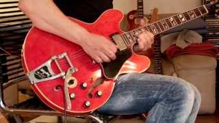 ca. 1973 Gibson ES-345, Part2
