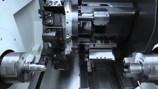 Rigid and Precise CNC Lathe - NLX 1500