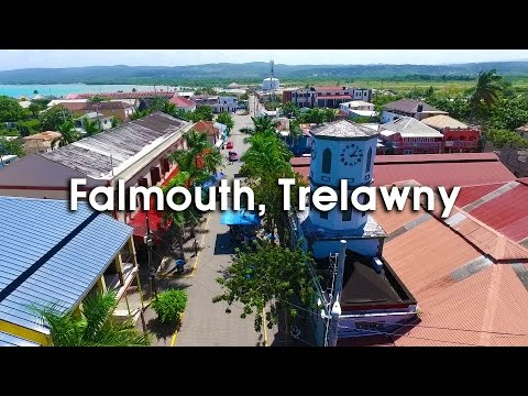 Just A Little Of Falmouth Trelawny