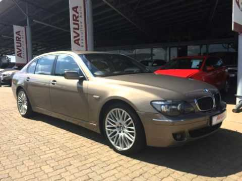 2009 BMW 750 LI  E65 Auto For Sale On Auto Trader South Africa