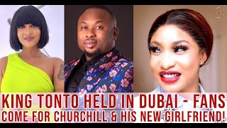 Why Tonto Dikeh's Fans Attacked Her Ex-Husbands New Girlfriend?