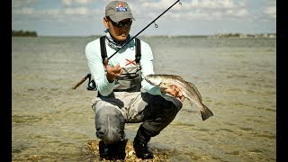 FISHING IN THE WINTER IN FLORIDA - How far will you travel to find a fishing spot?