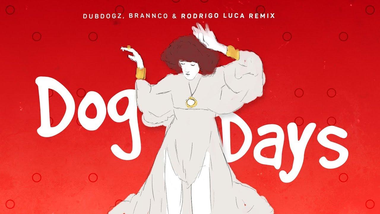 Florence The Machine Dog Days Are Over Dubdogz Brannco