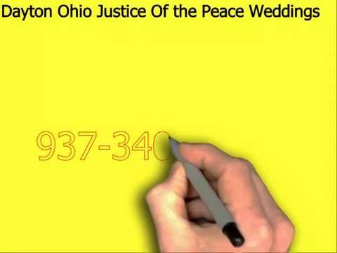 Dayton Ohio Justice of the Peace Weddings| (937) 203-8500