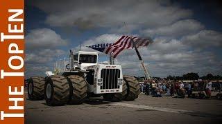 The Top Ten Biggest Tractors in the World