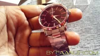 Casio original wrist watch MTP 1303D 1AVDF1 unboxing review