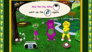 Itsy Bitsy Spider (Barney Song)